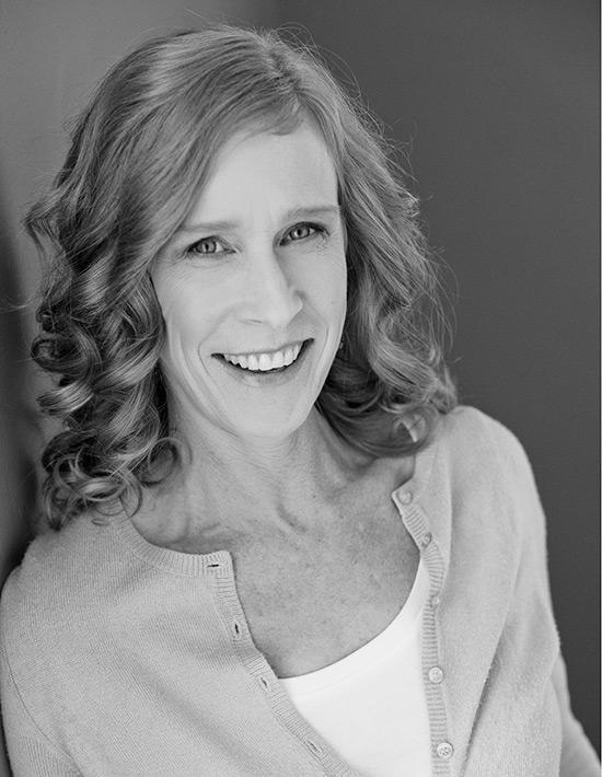 Portrait of Asheville therapist Pamela Millis